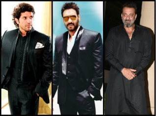 Ajay Devgn, Sanjay Dutt & Farhan Akhtar To Come Together!