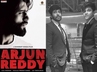 Arjun Reddy Remake: A Treat For Vikram Fans!
