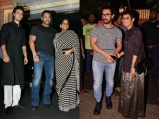 Diwali 2017! Bollywood Celebs Attend Diwali Bash! View Pics
