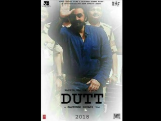 Is This A LEAKED Poster Of Ranbir Kapoor's Dutt Biopic?