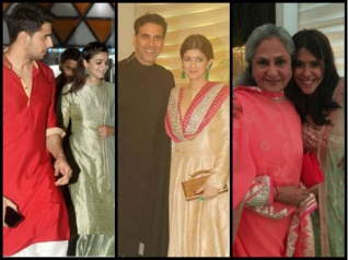 Ekta Kapoor's Diwali Bash Pictures!