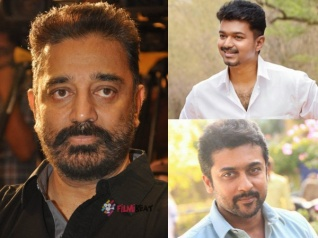 Who Will Replace Kamal Haasan? Vijay Or Suriya?