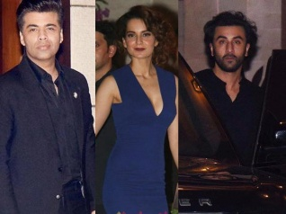 Ranbir Kapoor Upset With Kangana; Ignores Her At A Party