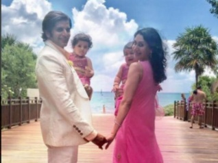 It's A Double Celebration For Karanvir Bohra & Teejay Sidhu!