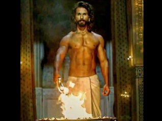 Shahid Kapoor Said This On Padmavati Controversies!