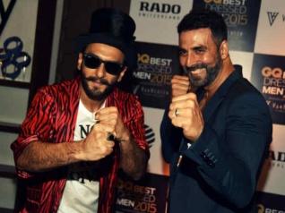 OMG! Ranveer Singh Replaces Akshay Kumar?