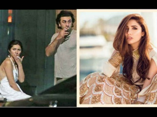 Mahira SLAMS Haters Who TROLLED Her Viral Pics With Ranbir!