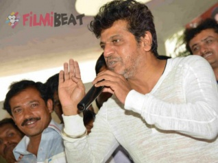 JUST IN: Shivarajkumar Signs A New Film Titled HARIHARA!