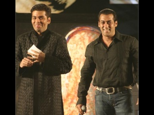 Cold War Brewing Between Salman Khan & Karan Johar!