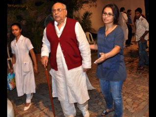 RIP: Rani Mukerji's Father Ram Mukerji Passes Away