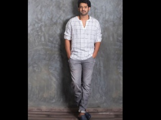 Prabhas' Pictures Of His New Look Go Viral!