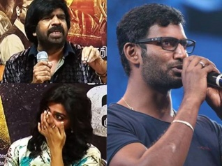 T Rajendar-Dhanshika Controversy: Vishal Speaks Up