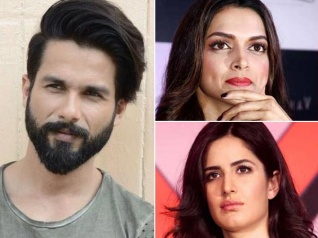 Shahid Doesn't Want To Work With Kat; Is Deepika The Reason?