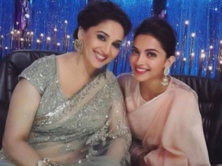 How Madhuri Is Related To Deepika Padukone's Ghoomar Song