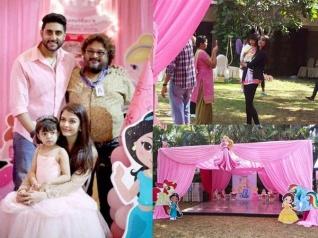 Aish & Abhishek To Host Aaradhya's B'Day Bash At Prateeksha