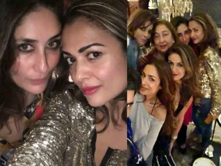 INSIDE PICS! Kareena Kapoor Parties Hard With Her Squad