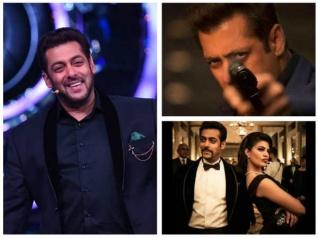 Salman, Jacqueline, Daisy To Promote Race 3 On Bigg Boss 11!