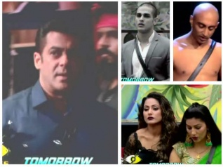 Bigg Boss 11: Angry Salman Khan Walks Out Of The Sets!