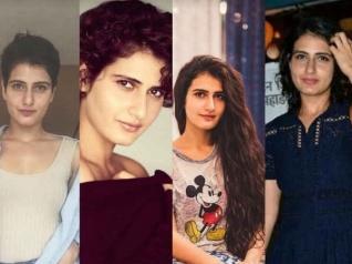 Fatima Sana Shaikh Undergoes A Surprise Makeover!