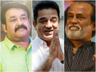 Mohanlal, Rajinikanth And Kamal Haasan To Come Together?