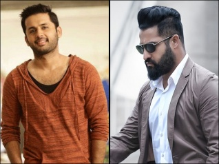 Nithiin Replaces Jr NTR In His Upcoming Next!