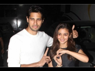 Sidharth Malhotra Reacts To Patch-Up Reports With Alia Bhatt