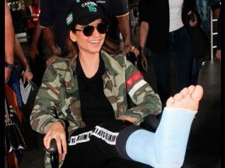 Say What? Kangana Was Secretly Hoping For An Injury!