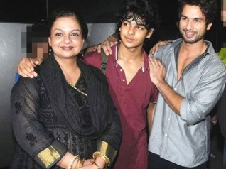 People Are Targeting Ishaan For Being Shahid's Brother