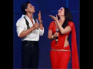 SRK & Kareena Talk About Casting Taimur & AbRam In Films