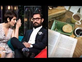 Did Fatima Just Drop A Hint About A New Film With Aamir?