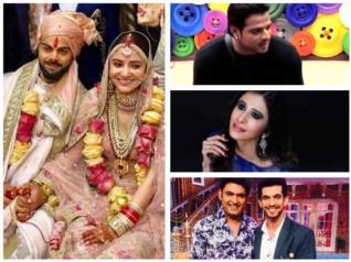 Anushka-Virat Wedding: TV Stars Wish This Super Cute Couple!