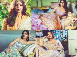 MESMERIZING! Bhumi Pednekar Turns Bride; See Photos