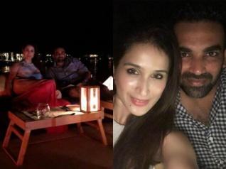 Honeymoon! Sagarika & Zaheen Have a Beachy Time In Maldives