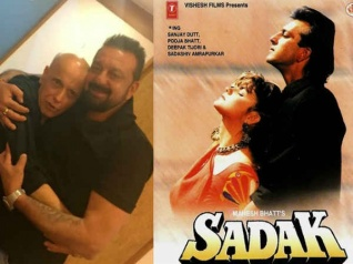 Sanjay Dutt Is Thankful To Mahesh Bhatt, Find Out Why!