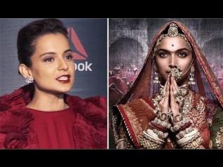 Kangana Ranaut Talks About Rival Deepika Padukone's Film