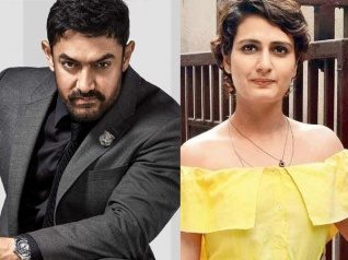 Fatima Is NOT GETTING Work Due To Her CLOSENESS With Aamir