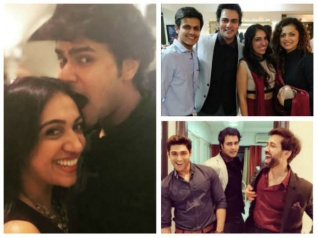 Drashti, Nakuul & Others Attend Alekh Sangal Engagement-PICS