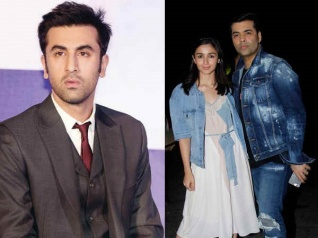Why Is Ranbir PISSED OFF With Karan Johar & Alia Bhatt?