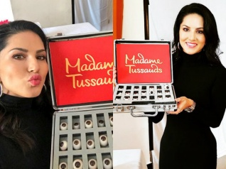 WOW! Sunny Leone To Get A Wax Figurine At Madame Tussauds!