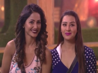 BB 11: Shilpa WON'T Invite Hina For Her Bigg Boss Party!