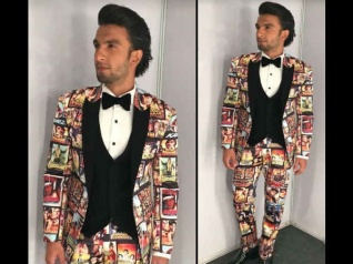 Filmfare Awards 2018: Ranveer's Special Tribute To Bollywood