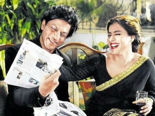 Kajol Said Something Really Sweet About Shahrukh Khan!
