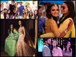 Alia Bhatt Gets TEARY-EYED At Her Best Friend's Wedding!