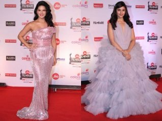 Here's How To Rock The Red Carpet Bollywood Style! View Pics