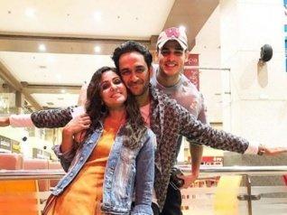 BB 11: Finally! Hina Meets Priyank & Vikas; Luv Missing!
