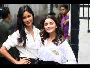 Is Katrina Kaif Feeling INSECURE Because Of Alia Bhatt?