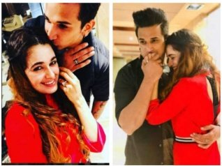 It's OFFICIAL! Prince Narula & Yuvika Choudhary Are Engaged!