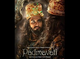 Ranveer Talks About The First Trailer Of Padmaavat