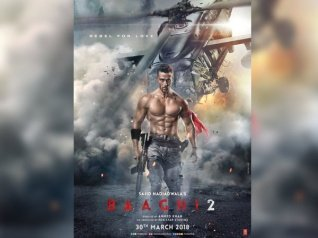 Don't Miss This Awesome Poster Of Baaghi 2