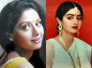 Sridevi's Old, Rare & Unseen Pics Are Jaw-dropping! See Here